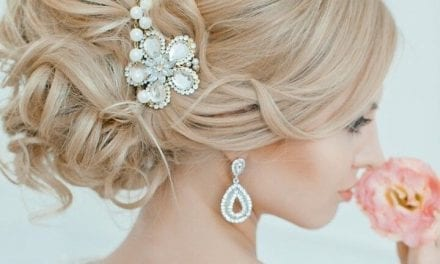 Esküvői frizura divat 2018